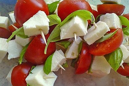 Mozzarella - Tomaten - Salat 29