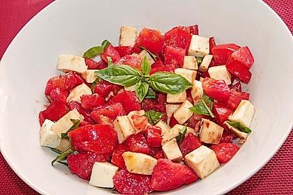 Mozzarella - Tomaten - Salat 23