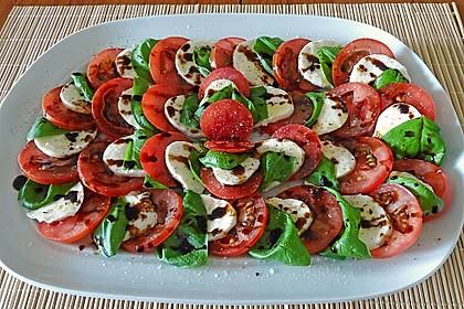 Mozzarella - Tomaten - Salat 12