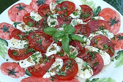Mozzarella - Tomaten - Salat 25