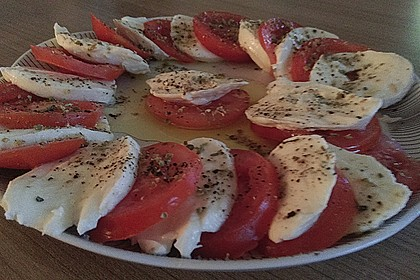 Mozzarella - Tomaten - Salat 69