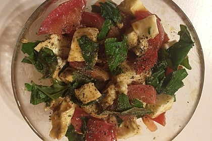 Mozzarella - Tomaten - Salat 74