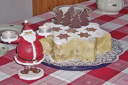 Lebkuchen - Mascarpone - Torte (Bild)