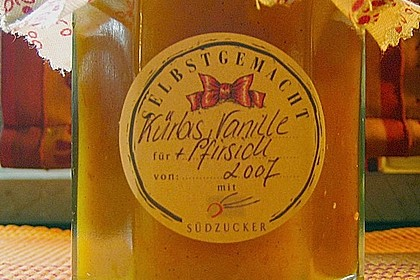 Aprikosen - Kürbis - Marmelade 14