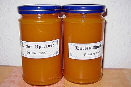 Aprikosen - Kürbis - Marmelade 7