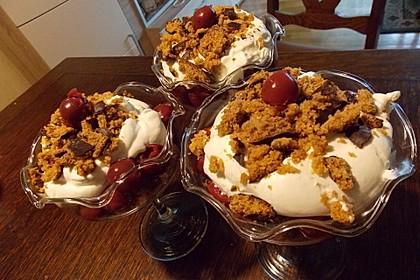 Lebkuchen - Kirsch - Dessert 17