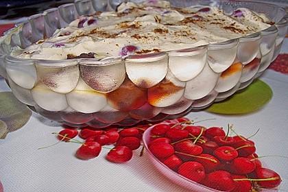 Lebkuchen - Kirsch - Dessert 31