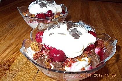 Lebkuchen - Kirsch - Dessert 20