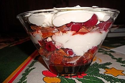 Lebkuchen - Kirsch - Dessert 10