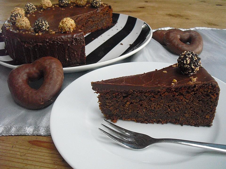 Kuchen Aus Lebkuchen Von Gitte2 Chefkoch De