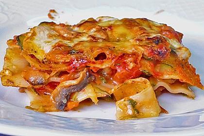 Zucchini Lasagne Ohne Fleisch Von 1234 Chefkoch