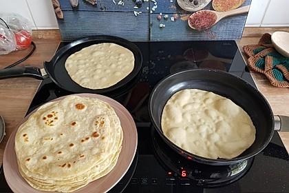 Weizenmehl - Tortillas 4