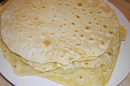 Weizenmehl - Tortillas 11