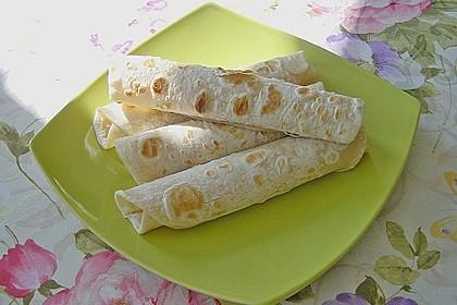Weizenmehl - Tortillas