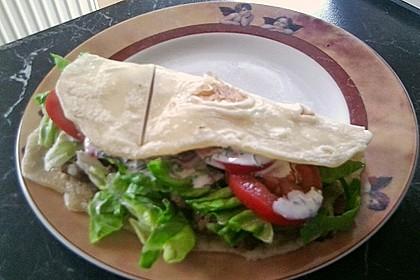 Weizenmehl - Tortillas 29