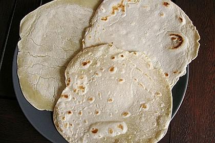 Weizenmehl - Tortillas 18