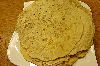 Weizenmehl - Tortillas 9