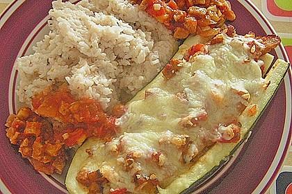 Gefüllte Zucchini 47