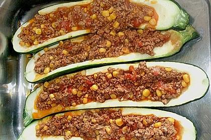 Gefüllte Zucchini 65