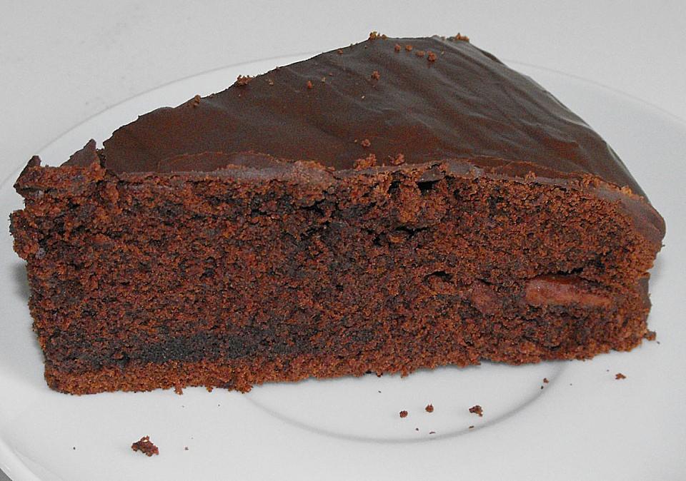 Schokoladenkuchen Ein Raffiniertes Rezept Chefkoch De
