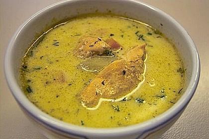 Finnische Lachssuppe 7