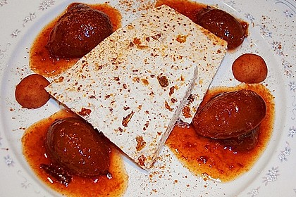 Lebkuchen - Parfait
