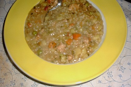 Graupensuppe 13