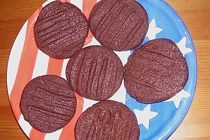 Schokoladenkekse - die Einfachsten 1