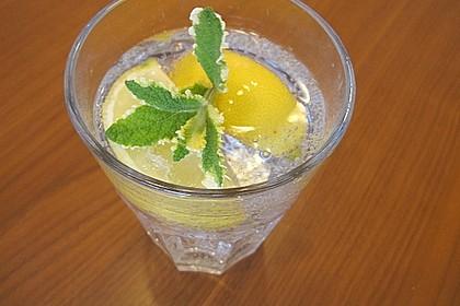 Holunderblüten Limonade