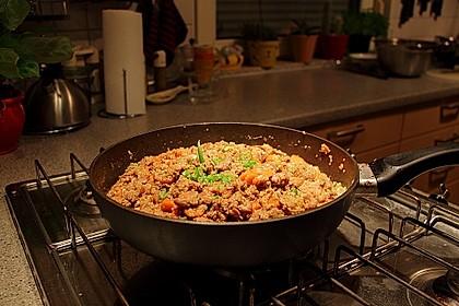 Quinoa - Hähnchen - Pfanne 6