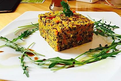 Quinoa - Hähnchen - Pfanne 2