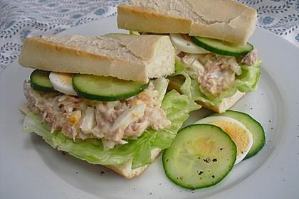 Thunfisch - Baguettes