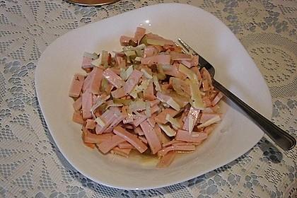 Badischer Wurstsalat 1