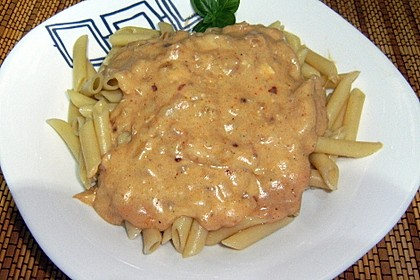 Käse - Sahne - Soße 6
