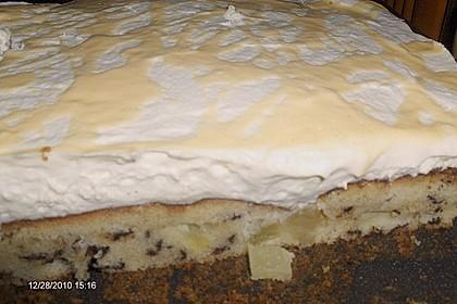 Kirsch - Eierlikör - Blechkuchen mit Schmand - Sahne 83