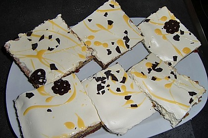 Kirsch - Eierlikör - Blechkuchen mit Schmand - Sahne 53