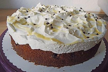 Kirsch - Eierlikör - Blechkuchen mit Schmand - Sahne 26