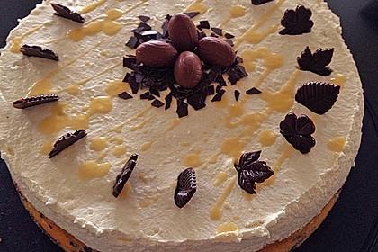 Kirsch - Eierlikör - Blechkuchen mit Schmand - Sahne 8