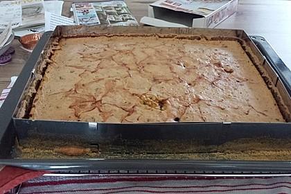Kirsch - Eierlikör - Blechkuchen mit Schmand - Sahne 62