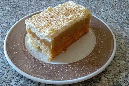 Apfelmus - Kuchen vom Blech (Bild)