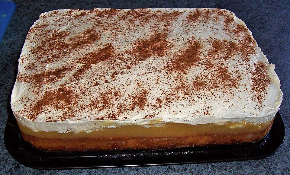 Apfelmus Kuchen Vom Blech Von Nordi87 Chefkoch De