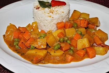 Möhren-Kartoffel-Kokos-Curry
