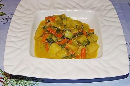 Möhren-Kartoffel-Kokos-Curry 13