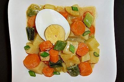 Möhren-Kartoffel-Kokos-Curry 8