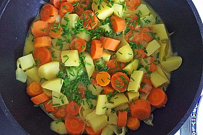 Möhren-Kartoffel-Kokos-Curry 19