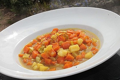 Möhren-Kartoffel-Kokos-Curry 4