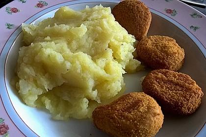Kartoffel - Kohlrabi - Püree 3