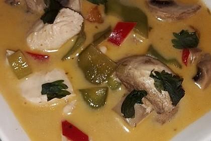 Tom Kha Gai - die berühmte Hühnersuppe mit Kokosmilch und Galgant 43