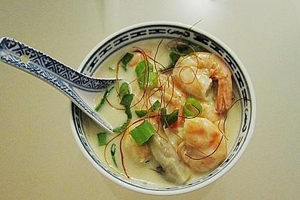Tom Kha Gai - die berühmte Hühnersuppe mit Kokosmilch und Galgant 7