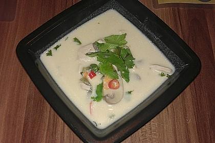 Tom Kha Gai - die berühmte Hühnersuppe mit Kokosmilch und Galgant 49